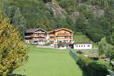 Ansicht Chalet und Landhaus Dorfbäck in Stumm