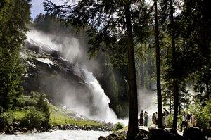 © Krimmler Wasserfälle