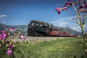 Historische Dampfeisenbahn © Zillertal Tourismus GmbH